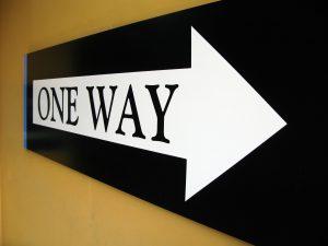 Direction unique